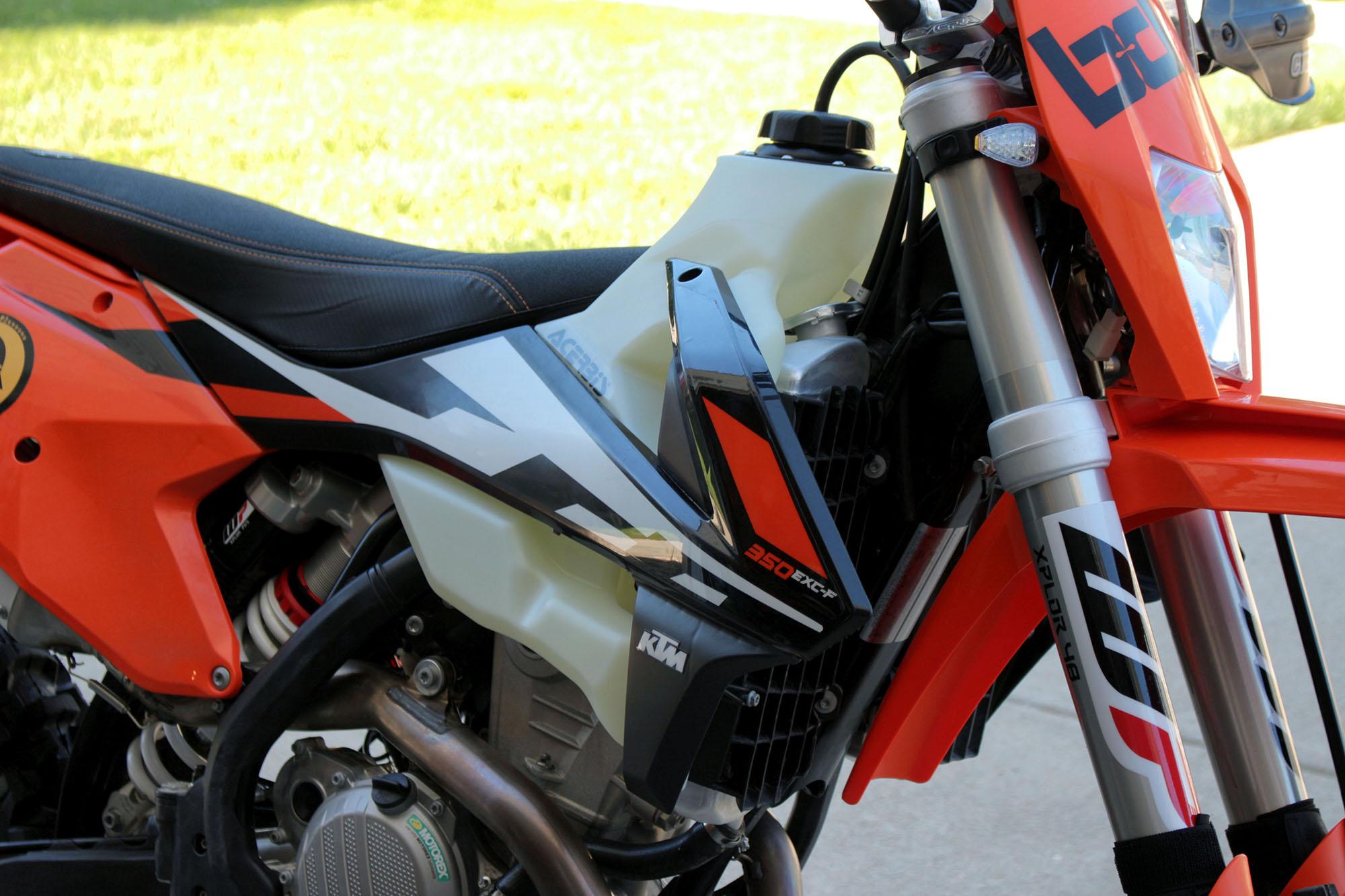 BasherDesigns   KTM 3-Fiddy Talk #1